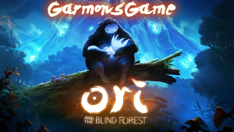 2 - СПАСАЕМ ЛЕС! ПЕРВЫЙ БОСС! Ori and The Blind Forest!