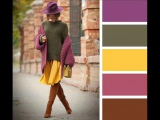 Что такое цветовое колесо? и как использовать его в подборе цвета одежды? ч.2