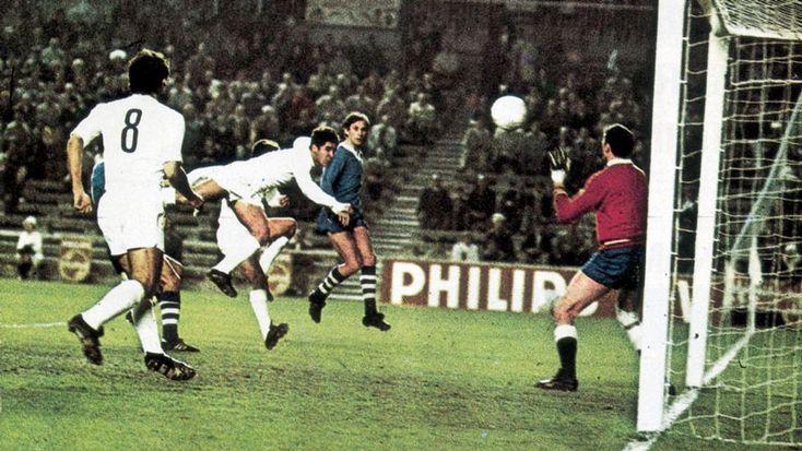 Real Madrid C.F. (ESP) - F.C. Dinamo Kiev (USSR) 3:0