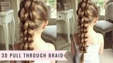 The 3D Pull Through Braid by SweetHearts Hair