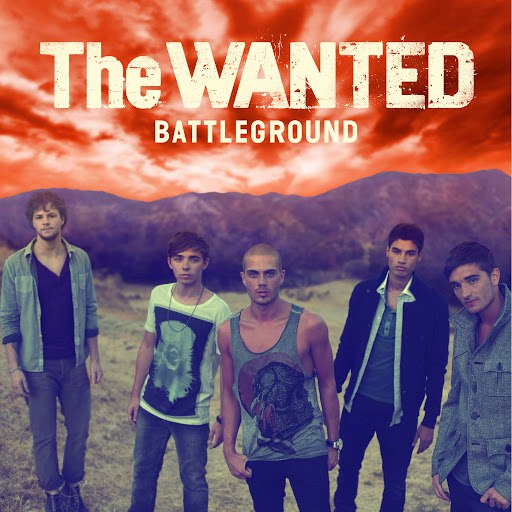 The Wanted альбом Battleground