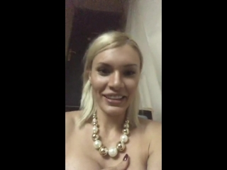 Kitana Lure русская порно звезда в прямом эфире Live instagram