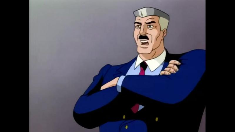 Человек-Паук / Spider-Man: 2.10 The Animated Series Бессмертный вампир / The Immortal Vampire