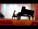 Софья Черепанова - Шопен Полонез (g-moll) | Эшпай - Прелюдия №2 и №3
