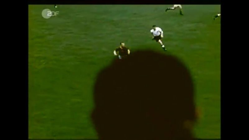Final WC'54 - West Germany - Hungary 3:2 (Soccer in color)
