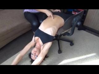 Belly poke strectches