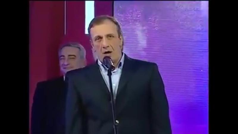 My way великого Фрэнка Синатры на грузинском в исполнении вокального октета грузинских врачей - любителей пения. Это прекрасно!