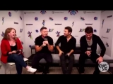 Paul Williams - this was too funny! - @kevwilliamson @paulwesley - SDCC TellMeAStory