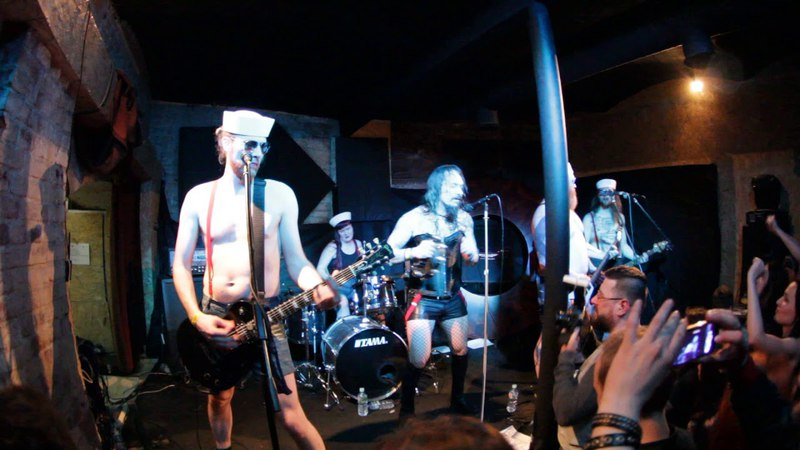 Bi-Bubba Lula The Shemale Babies - Rendevouz with Anus | Turbojugend Russia party 5, Moscow