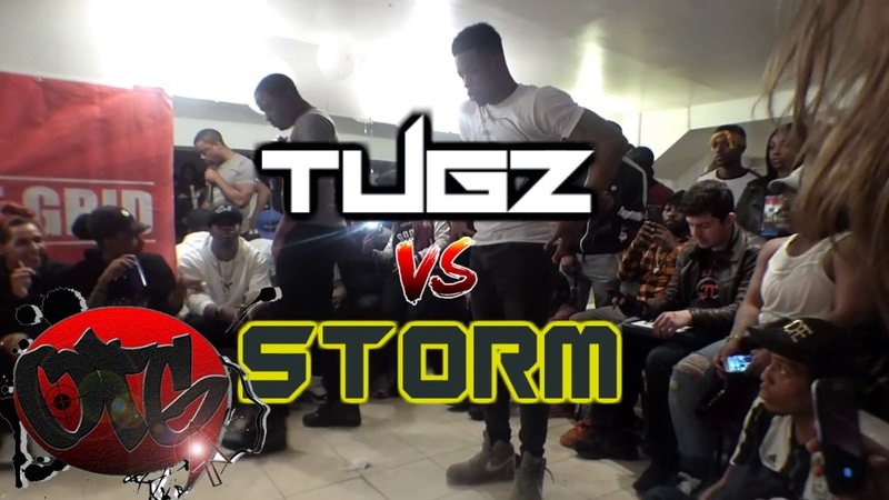 TUGZ VS STORM | OFF THE GRID 16