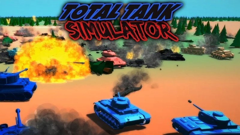 Total Tank Simulator 1