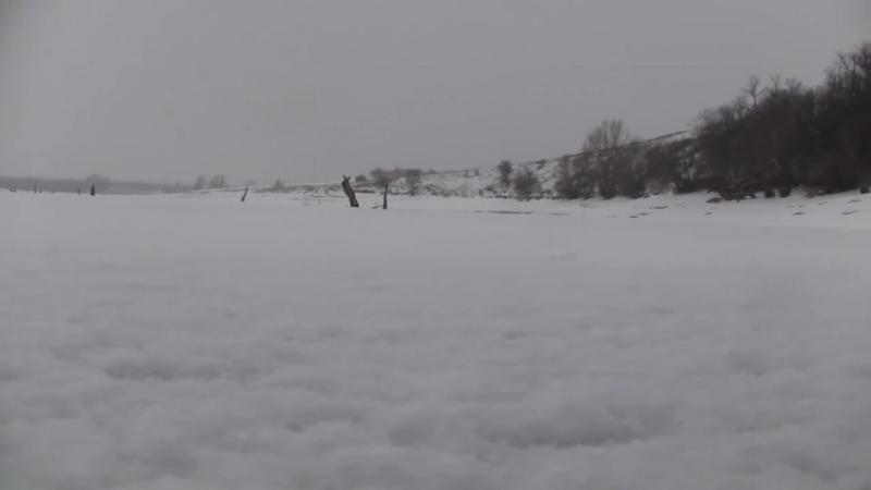 Зимняя охота за раками,фильм первый МЕЛКОВОДЬЕ(Дневник рыболова)