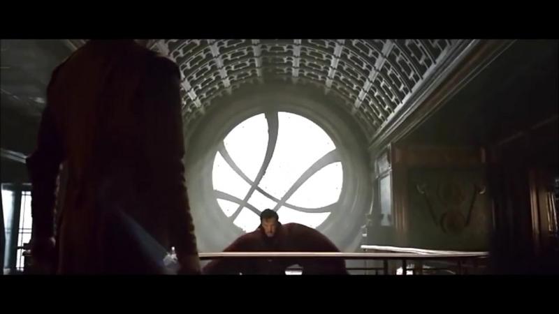 Doctor Strange - I believe i can fly (epic trailer version)
