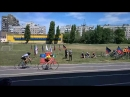 02-03 июня 2018г. Чемпионат и Первенство ДНР по велоспорту на шоссе в парной гонке и в кольцевой гонке с выбыванием