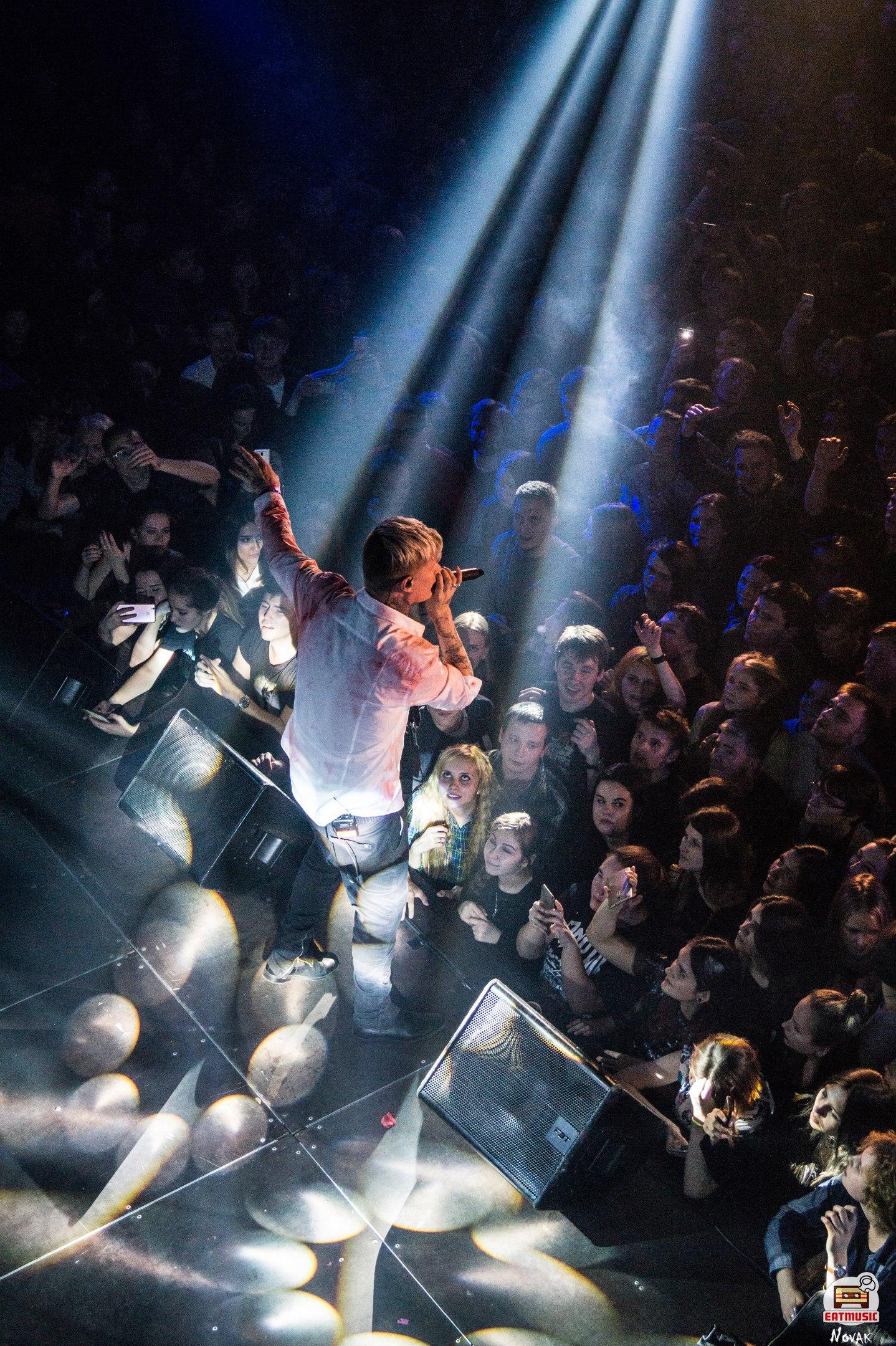 10-летие альбома Jane Air - Sex and Violence: концерт с высоко поднятой головой Анна Новак