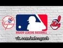 New York Yankeees vs Cleveland Indians | 12.07.2018 | AL | MLB 2018 (1/4)