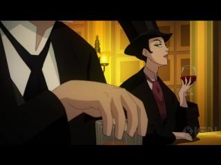 ENG   Трейлер мультфильма «Бэтмен: Готэм в газовом свете — Batman: Gotham by Gaslight». 2018.