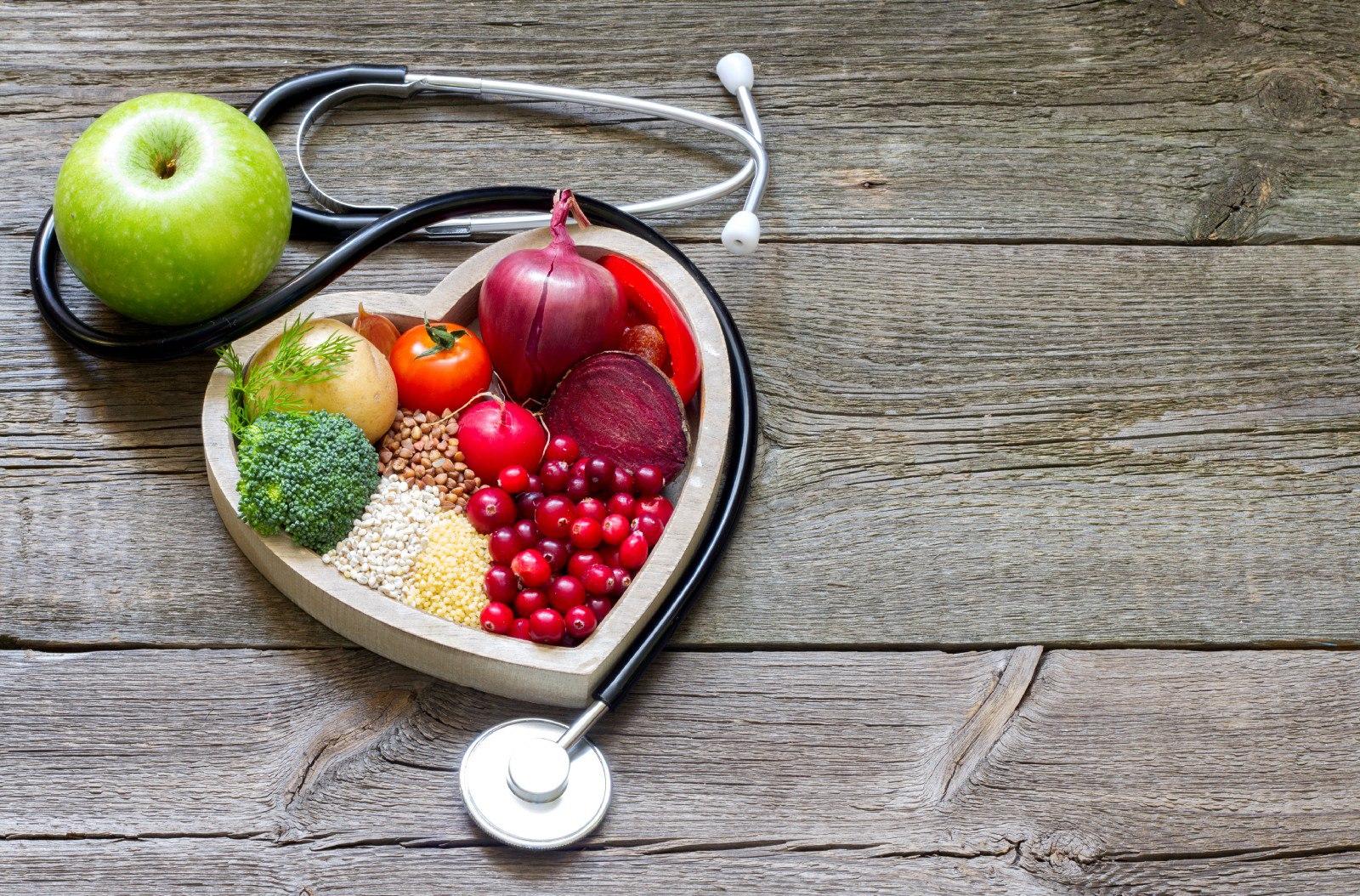 10 продуктов полезных для сердца