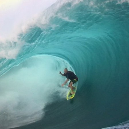 """Tim Bonython's Swell Chasers on Instagram: """"Time to share some video action right now. Yep, Saturday in the Sth West of Australia was amazing. The ..."""