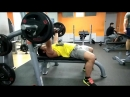 Жим 130 кг