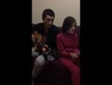 дует брата и сестры Саманджия )