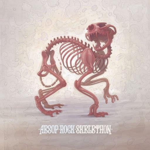 Aesop Rock альбом Skelethon [Deluxe Version]