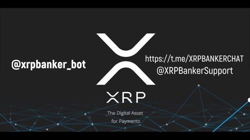 XRP Banker Bot Как создать объявление по Геолокации
