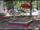 """Двор в Железнодорожном районе преобразился по проекту """"Формирование комфортной городской среды"""