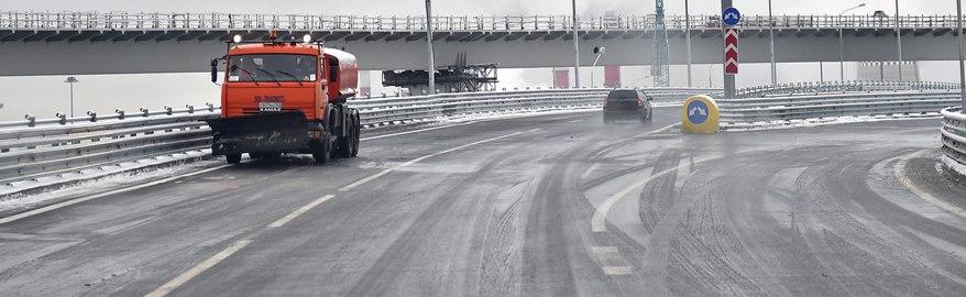 Названа стоимость проезда по новой трассе «Москва-Петербург»