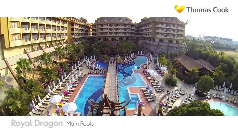 Hotel Royal Dragon, Side, Türkei