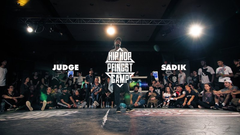 Sadik Judge Showcase | Hip Hop Seven2Smoke | BOTY X HPC 2018 | Danceproject.info