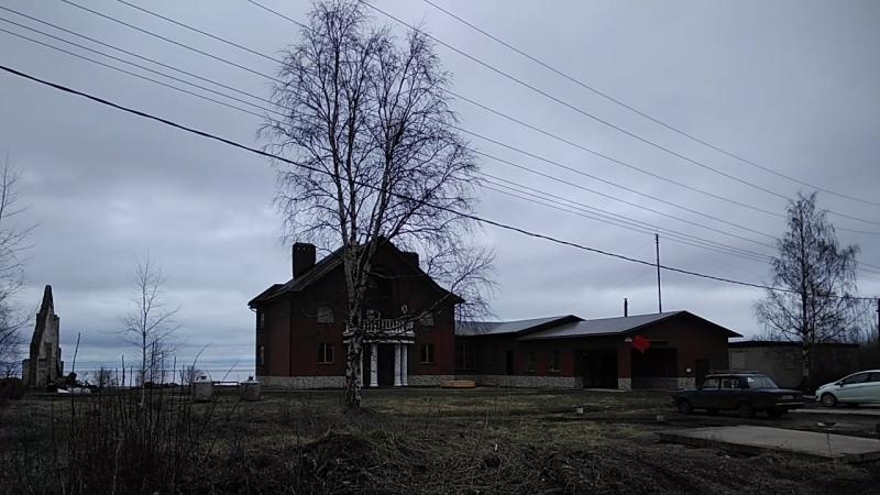Церковь Параскевы Пятницы, Белозерск. 30.04.2018
