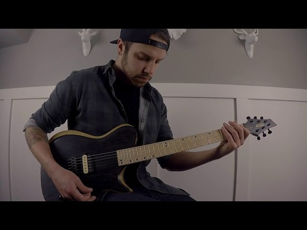 Kiesel Guitars - Aaron Saunders - The Color Morale - Lonesome Soul Playthrough
