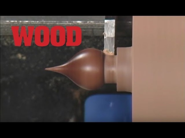 Woodturning Project: Toothpick Dispenser (part 3) -- WOOD Magazine