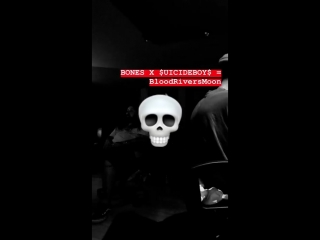 BONES & $uicideboy$ - Отрывок новой композиции [NR]