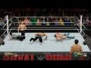 Beejn vs O`Leary WWE 2K16