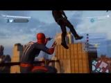 8 минут геймплея Spider-Man с E3 2018.