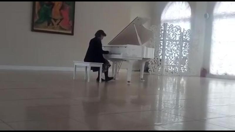 22.04.2018 Моцарт Соната