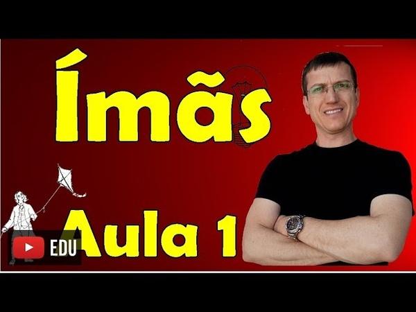 Ímãs Conceitos iniciais Eletromagnetismo Aula 1 Prof Marcelo Boaro