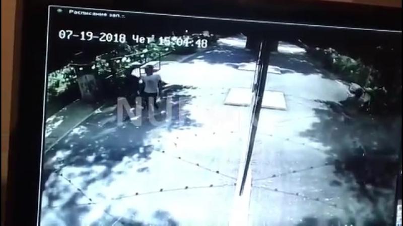 Убийство призера Олимпиады вСочи: опубликованы кадры спредполагаемыми преступниками