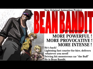 Bean Bandit [New Anime Project by Kenichi Sonoda]