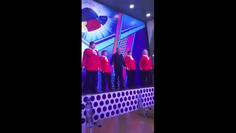 Выступление команды КВН «Взрывая время» КиВиН 2018