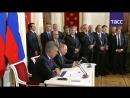 Основные заявления Путина по итогам встречи с Маурисио Макри