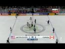 20.05.2018г. США - 4 Канада -1. Все голы матча за 3-е место в ЧМ по хоккею Обзор