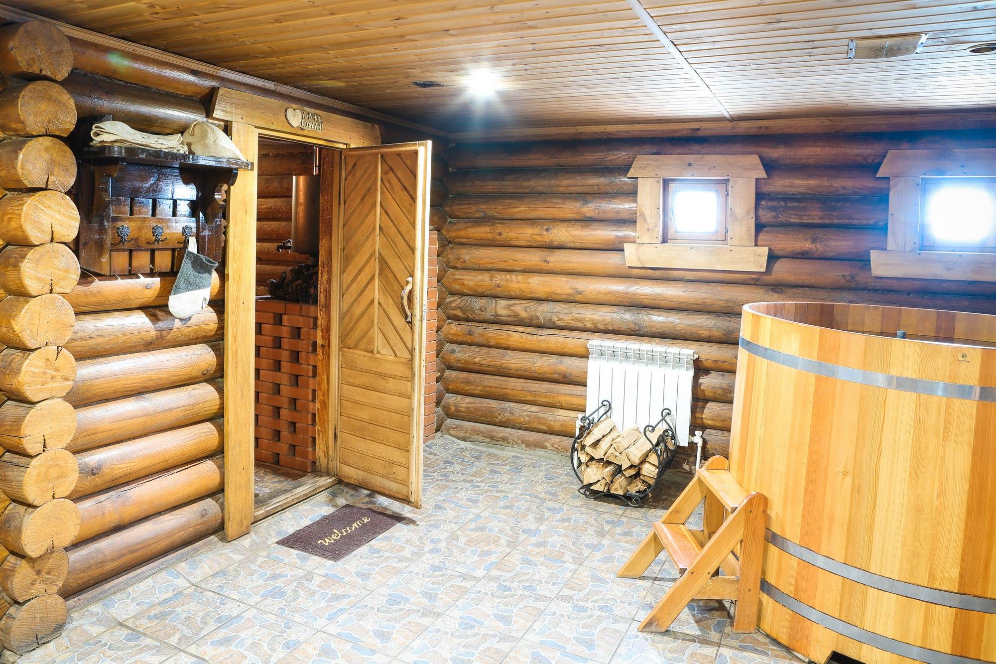 Сауна Русский дух в Пензе, описание, фотографии, цены.