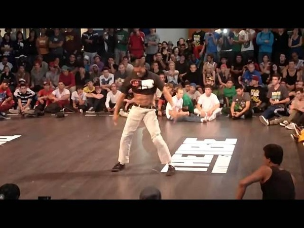 IBE 2011 The Longest bboy move Airflare