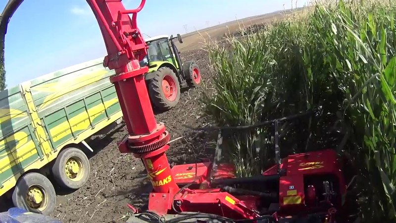 Измельчитель кукурузы Fimaks( Фимакс) BIGDRUM 2200 3 SIRA MISIR SİLAJ 3 ROWS MAIZE CHOPPER