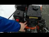 Снегоубощик Прораб GST-61S