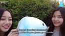 [ENG SUB] 170611 KRIESHA CHU 크리샤 츄 - V LIVE: At an Amusement Park 😉😙😙😙 (feat. Minjoo)