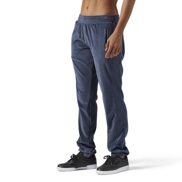 Спортивные брюки Reebok Classics Velvet Satin